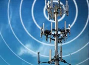 Cell Towers -being zapped by radiation